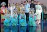 黄冈艺校组织中国戏曲学院表演系2016级多剧种班期末教学剧目汇报演出